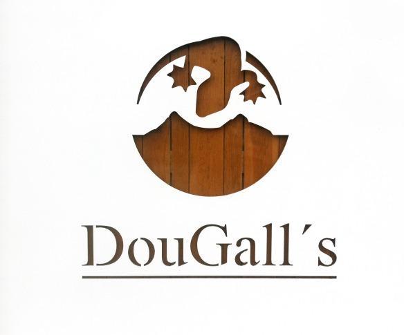 Logotipo fábrica de cervezas DouGall's